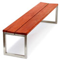 Obbligato SOHO Timber bench